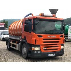 Vidanja Scania R 330, an...